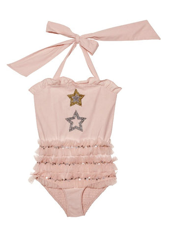 Tutu Du Monde Walk of Fame Onesie In Orchid