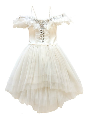 Tutu Du Monde Crow Tutu Dress In Milk