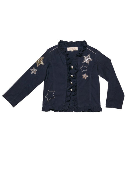 Tutu Du Monde Make Me A Star Jacket In Midnight