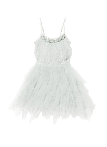 Tutu Du Monde Swan Queen Tutu Dress in Glacier available for rent from The Borrowed Boutique.