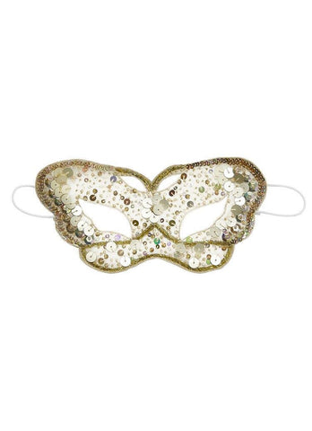 Tutu Du Monde Butterfly Mask in Gold available for rent from The Borrowed Boutique.