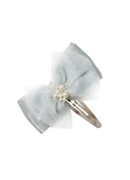 Tutu Du Monde Lost Pearl Hair Clip in Glacier available for rent from The Borrowed Boutique.