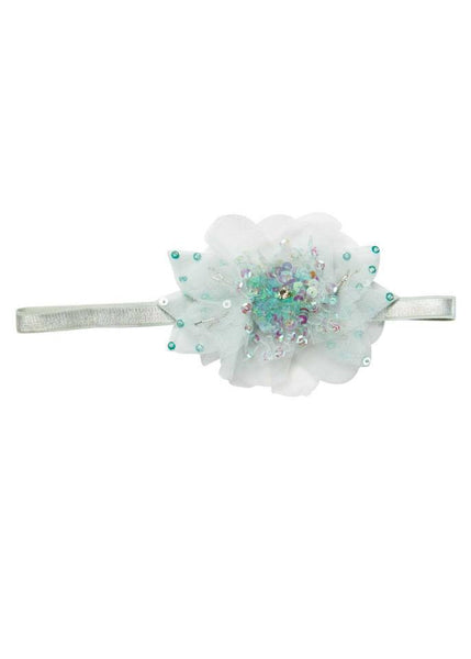 Tutu Du Monde Resort Cloud Tulle with Jewels Headband available for rent from The Borrowed Boutique.