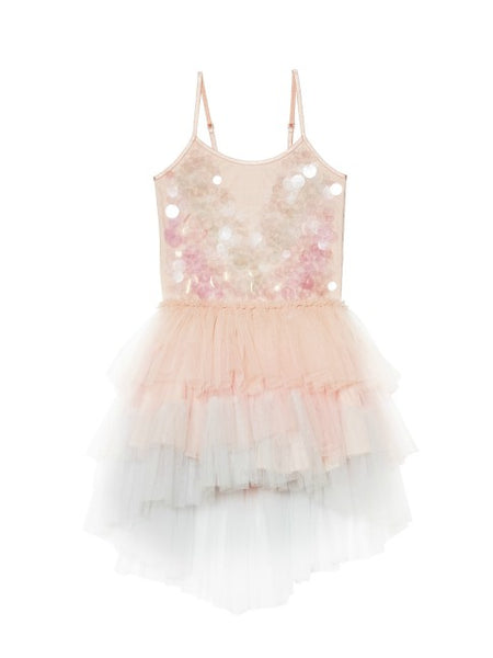 Tutu Du Monde Pearlescent Dreams Tutu Dress In Tea Rose