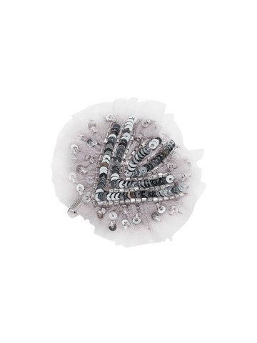 Tutu Du Monde Spirit Lights Hair Clip In Silverlining