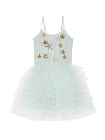 Tutu Du Monde Starlette Tutu Dress In Aqua Glaze