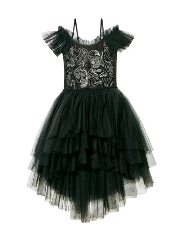 Tutu Du Monde Supernatural Tutu Dress In Black