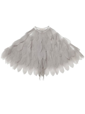 Tutu Du Monde Take Flight Cape In Silverlining
