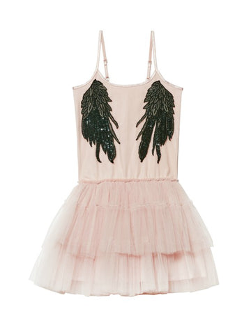 Tutu Du Monde Whispers in the Wings Tutu Dress In Tea Rose