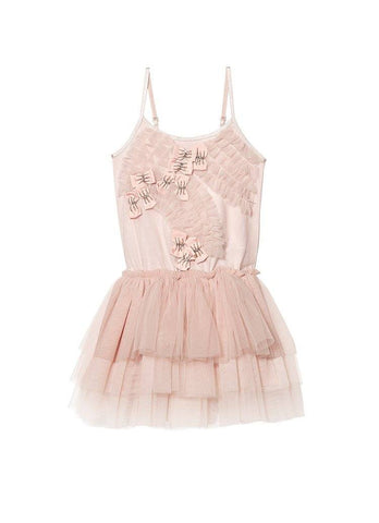 Tutu Du Monde All Aboard Tutu Dress in Powder Pink available for rent from The Borrowed Boutique.