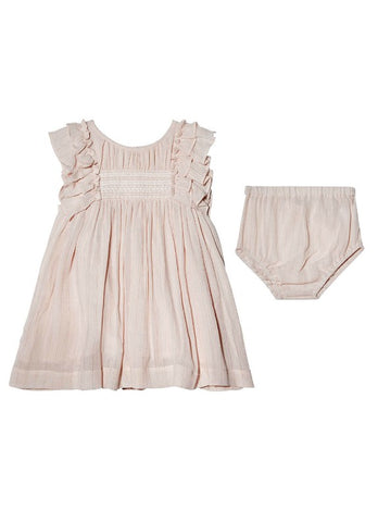 Tutu Du Monde BÉBÉ Sweet Rosie Dress In Lychee
