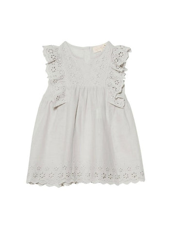 Tutu Du Monde BÉBÉ Heidi Dress In Silver