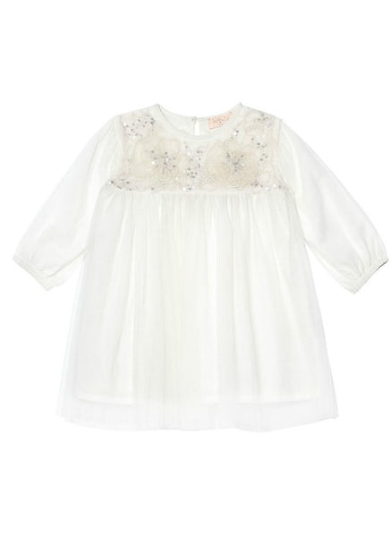 Tutu Du Monde BÉBÉ Maira Dress In Milk
