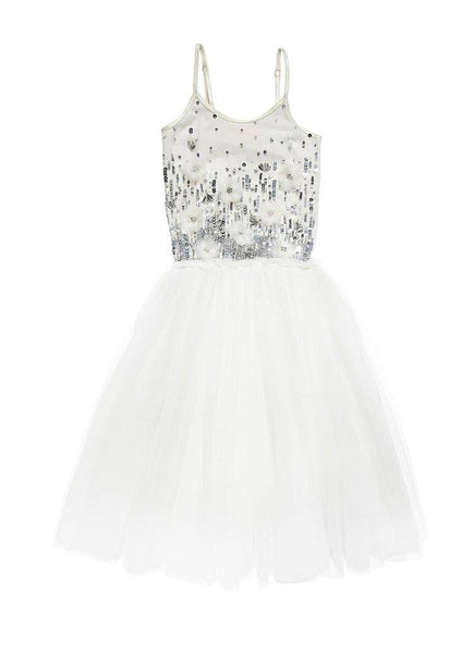 Tutu Du Monde Beverley Tutu Dress in Milk available for rent from The Borrowed Boutique.