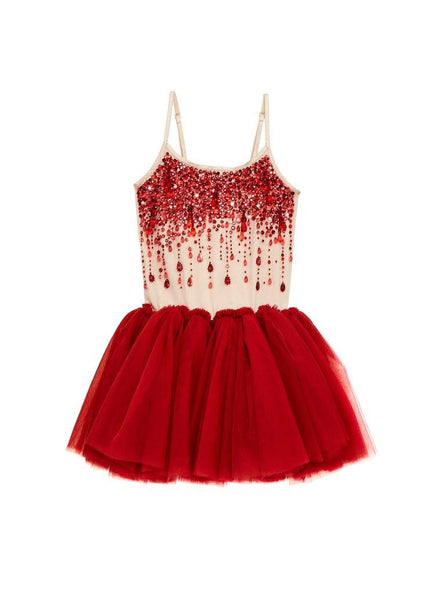 Tutu Du Monde Bleeding Hearts Tutu Dress in Potion available for rent from The Borrowed Boutique.