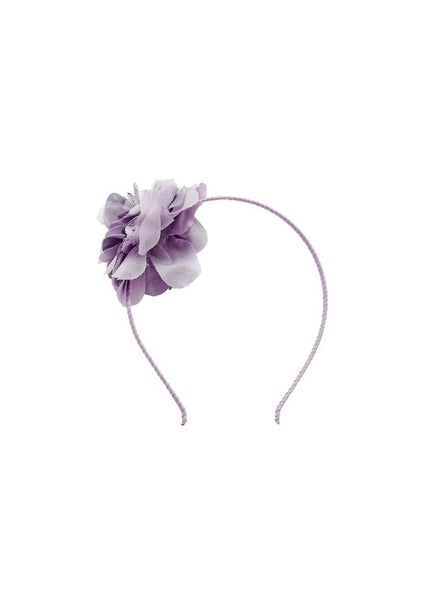 Tutu Du Monde Bloom Headband In Elderberry