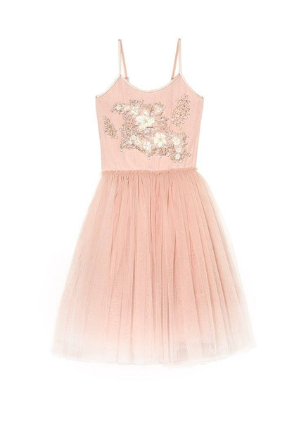 Tutu Du Monde Blushing Duchess Tutu Dress in Powder available for rent from The Borrowed Boutique.