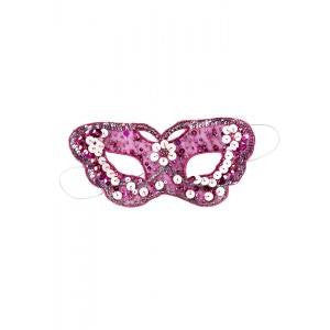 Tutu Du Monde Butterfly Mask in Plum available for rent from The Borrowed Boutique.