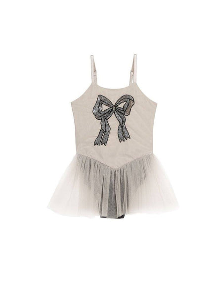 Tutu Du Monde Come Fly With Me Onesie in Cookie available for rent from The Borrowed Boutique.