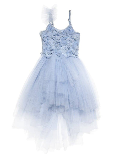 Tutu Du Monde Celestial Tutu Dress in Hydrangea available for rent from The Borrowed Boutique.