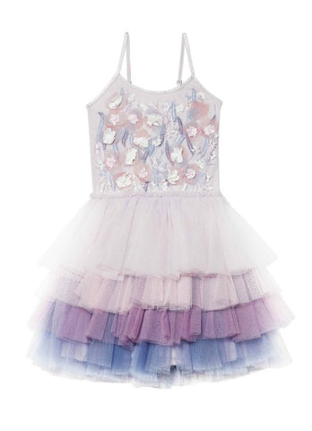 Tutu Du Monde Charmed Fields Tutu Dress In Violet Veil