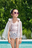 Tutu Du Monde Cosmic Dust Cape in Storm Cloud available for rent from The Borrowed Boutique.