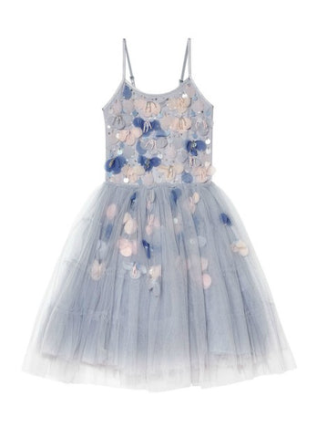 Tutu Du Monde Delphinium Tutu Dress In Bluemoon