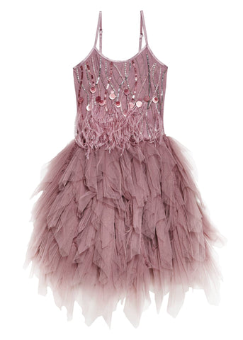 Tutu Du Monde Desert Queen Tutu Dress in Plum available for rent from The Borrowed Boutique.