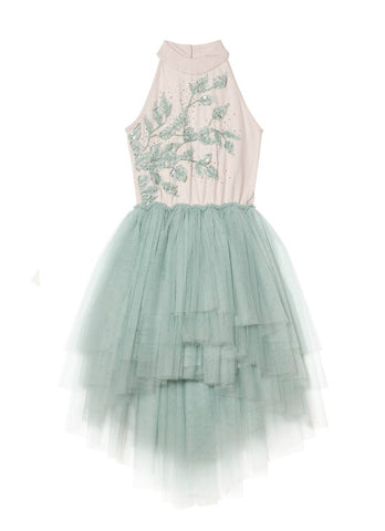 Tutu Du Monde Enchanted Goddess Tutu Dress in Ivy available for rent from The Borrowed Boutique.