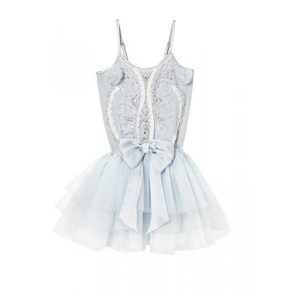 Tutu Du Monde Enchanted Tutu Dress in Sky available for rent from The Borrowed Boutique.