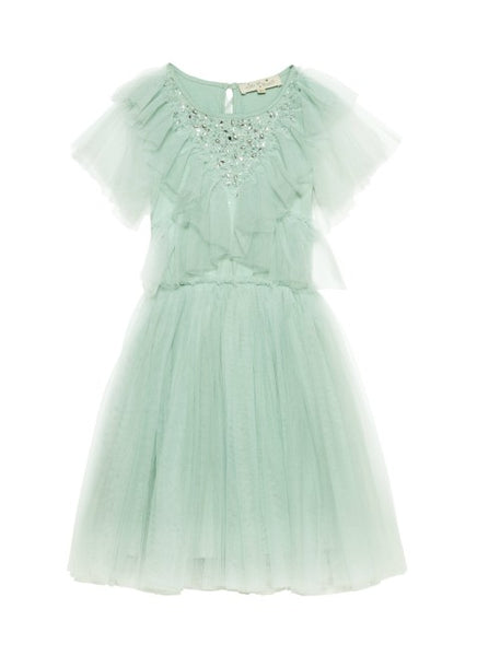 Tutu Du Monde Fiorella Tutu Dress In Green Tea