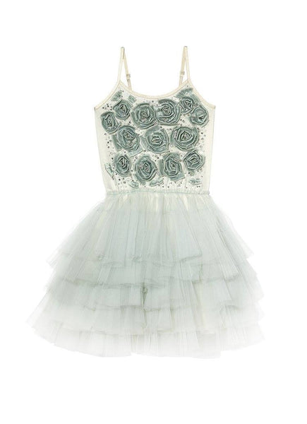 Tutu Du Monde Garden Tales Tutu Dress in Glacier available for rent from The Borrowed Boutique.
