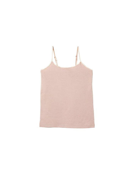 Tutu Du Monde Gatekeeper Organic Cotton Singlet in Powder available for rent from The Borrowed Boutique.