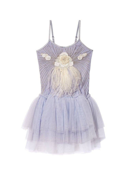Tutu Du Monde Heart of the Ocean Tutu Dress in Bluebell available for rent from The Borrowed Boutique.