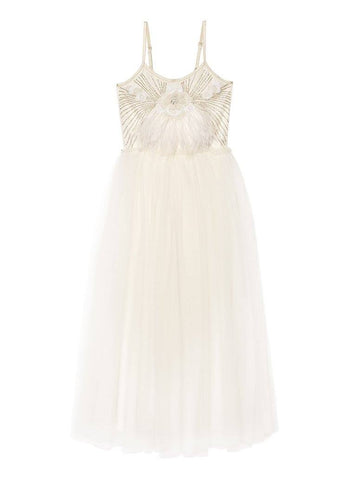 Tutu Du Monde High Tides Tutu Dress in Milk available for rent from The Borrowed Boutique.