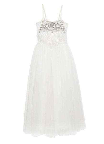 Tutu Du Monde Hourglass Tutu Dress in Milk available for rent from The Borrowed Boutique.