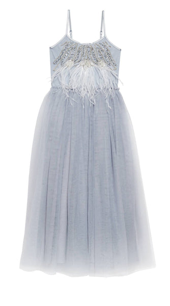 Tutu Du Monde Hourglass Tutu Dress in Storm Cloud available for rent from The Borrowed Boutique.