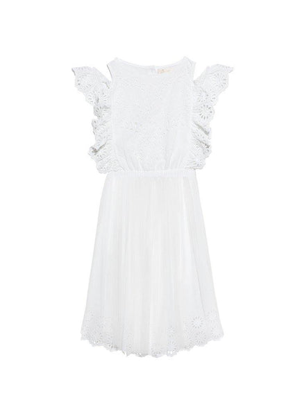Tutu Du Monde Indian Summer Dress in Milk available for rent from The Borrowed Boutique.