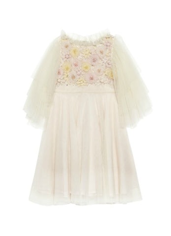 Tutu Du Monde La Rosa Dress In Lemoncello