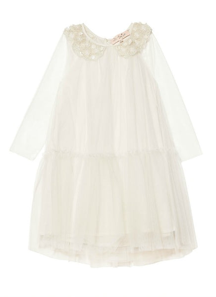 Tutu Du Monde Magic Mirror Dress In Milk available for rent from The Borrowed Boutique.