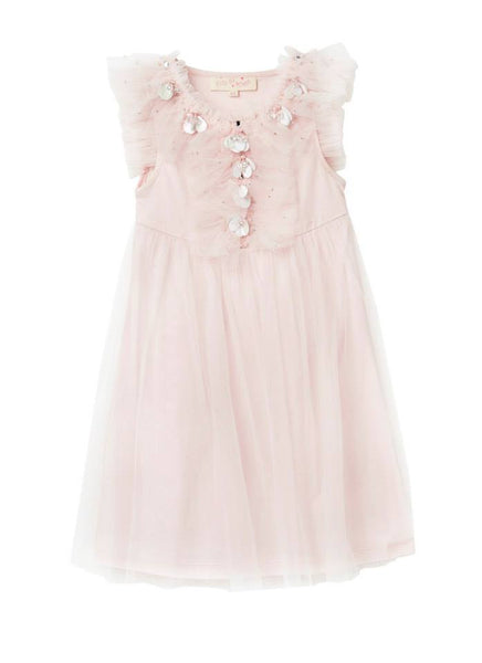Tutu Du Monde Magical Fields Dress in Milkshake available for rent from The Borrowed Boutique.