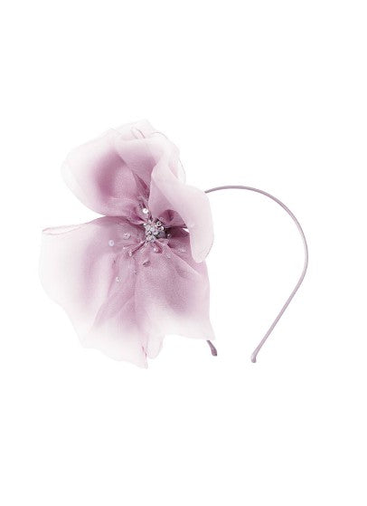 Tutu Du Monde Maya Bow Headband In Passion