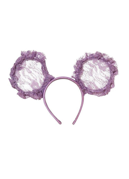 Tutu Du Monde Mini Me Headband in Lilac available for rent from The Borrowed Boutique.