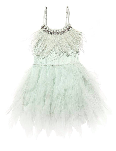Tutu Du Monde Minty Delights in Breeze available for rent from The Borrowed Boutique.