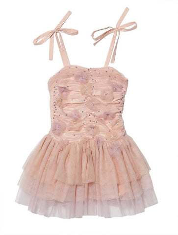 Tutu Du Monde Pastel Skies Tutu Dress in Orchid available for rent from The Borrowed Boutique.