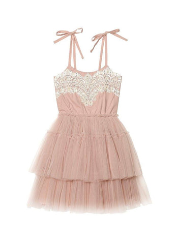 Tutu Du Monde Pedestal Tutu Dress in Nude available for rent from The Borrowed Boutique.
