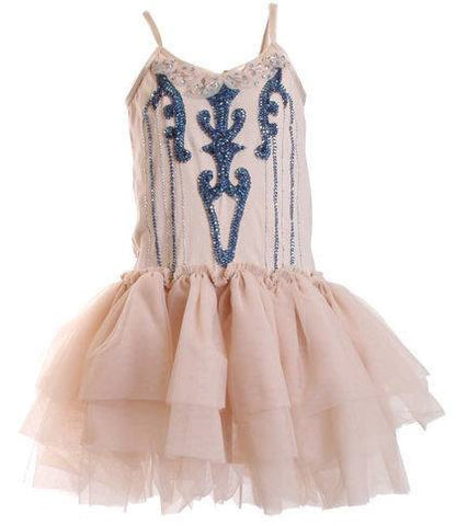 Tutu Du Monde Poison Arrow Tutu Dress in Cinnamon available for rent from The Borrowed Boutique.
