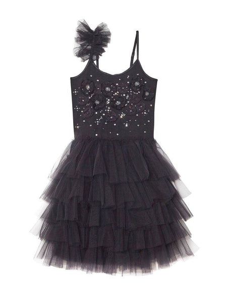 Tutu Du Monde Possibility Tutu Dress in Black available for rent from The Borrowed Boutique.
