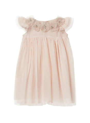 Tutu Du Monde Posy Dress in Milkshake available for rent from The Borrowed Boutique.