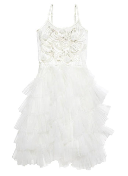 Tutu Du Monde Prairie Tutu Dress in Milk available for rent from The Borrowed Boutique.